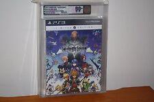 Kingdom Hearts HD 2.5 Remix Limited Edition (PS3) NEW SEALED MINT GOLD VGA 90+!