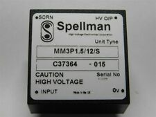 Spellman Mm3P1.5/12/S 3kVout .50mA, 12V In Pcb High Voltage Dc/Dc Converter