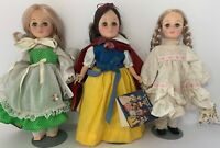 "The Wonderful World Of Effanbee 11"" Vintage Dolls"