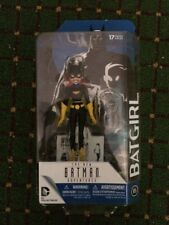 batman animated batgirl Figure