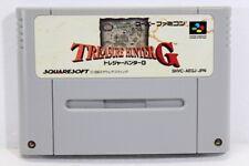 Treasure Hunter G SFC Nintendo Super Famicom Japan Import US Seller I7736