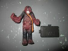 YARUA Wookie #2 action figure Complete STAR WARS OTC Original Trilogy Collection
