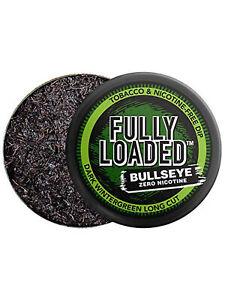 Fully Loaded Chew Bullseye Long Cut - Nicotine FreeChewing Alternative