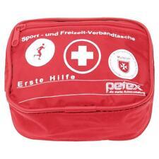 Freizeit-Verbandtasche Ideal für Sport und Freizeit, Erste Hilfe rot