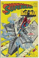 Superman Batman Nr.13 vom 23.6.1973 mit Gutscheinsammelecke - Comicheft Ehapa
