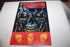 Terminator Hunters & Killers #1 DARK HORSE Comic 1992 sci fi Excellent Condition