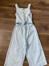 Next - Girls Jumpsuit Age 8 Years