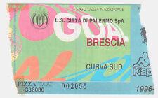 54238 Biglietto stadio - Palermo Brescia - 1996/1997