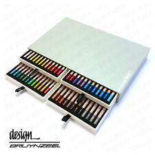 Bruynzeel - High Quality & Durable - Pastel Pencils - Artist Box 48