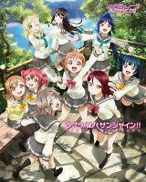 """NEW"" LOVE LIVE SUNSHINE SECOND FAN BOOK | JAPAN Anime Art Book Aqours"