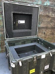 "31x28x20"" HINGED LID Hardigg Pelican Transit Case w/ Foam STYLE #1"