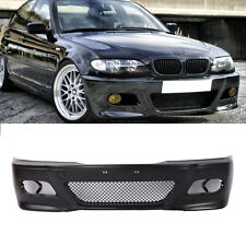 For Bmw E46 M3 Style Front Bumper Covers 1999-05 Sedan Wagon (Fits: Bmw)