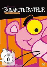 DER ROSAROTE PANTHER, Cartoon Collection 4 DVDs (NEU+OVP)