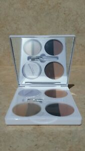 Sheer Cover Face Palette Sophisticate Blush Eyeshadow & Lip Gloss ~ New in Box
