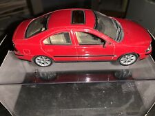 1:43 Volvo S60 With Sunroof Rare Passion Red Dealer Edition