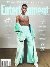 LIL NAS X - ENTERTAINMENT WEEKLY - JUNE 2021  BRAND NEW