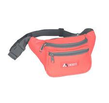 Waist Fanny Pack Belt Bag Pouch Travel Sport Hip Purse Mens Womens UNISEX