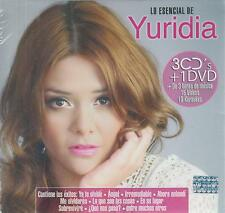 CD - Yuridia NEW Lo Esencial De Yuridia 3CD/DVD - FAST SHIPPING !