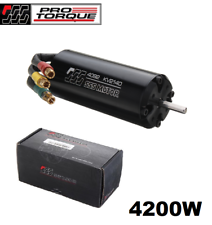 SSS 4092 motor sin escobillas 60.000RPM 4200W 40*92mm 1/8 para Coche Barco > listo para enviar