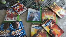 SVC chaos SNK vs capcom lot jeux Xbox import jap et usa