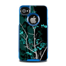 Skin for Otterbox Commuter iPhone 4 - Aqua Tranquility - Sticker Decal