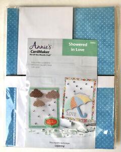 Annie's CardMaker Kit; Showered in Love