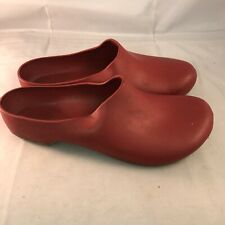 SLOGGERS Red Waterproof WOMENS SHOES SIZE 9.5