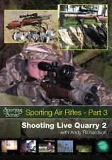 SPORTING AIR RIFLE SHOOTING LIVE QUARRY 2