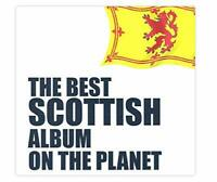 Various - The Best Scottish Album on the planet (CD) (2016) New