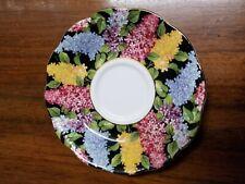 (1) Saucer Royal Albert CYNTHIA Fine Bone China England Floral