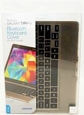 Samsung Galaxy Tab S 10.5 Gold Bluetooth Keyboard Case EJ-CT800 Cover Tablet pad