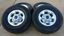 "16"" Ford Excursion F-250 F-350 OEM rims wheels tires 2002 2003 2004 2005"