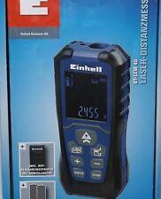 EINHELL Laser Distanzmesser Entfernungsmesser BT-LEM 40 BLUE NEU OVP vom Händler