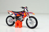 KTM 450 SX-F Rally Dakar 2014 #5 Ryan Dungey Maßstab 1:18 von bburago