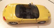 Porsche Boxster    Miniature   Voiture à portières AV ouvrantes