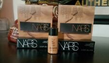 Lot Of 2 NARS Laguna Mini Liquid Bronzer Carded Sample 0.13 oz Each + FREE GIFT!