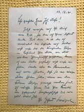 More details for antique 1941 military wounded soldiers letter home from operation barbarossa