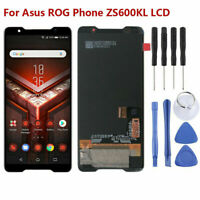 Noir Pour Asus ROG Phone ZS600KL LCD Display Touch Screen Digitizer Assembly ARF