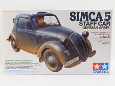 Lot 17861 | tamiya 35321 simca 5 staff car German (Army) 1:35 kit Neuf en OVP