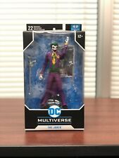 DC Multiverse Mcfarlane Joker Rebirth