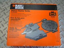 Black & Decker 76-234 Deluxe Router Guide for Routers USA