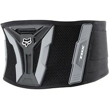 Fox Racing Turbo XL Kidney Belt Black Off Road Dirt Bike Motocross 07038-014-XL