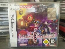 Lunar knights Nintendo ds like nEW come nuovo