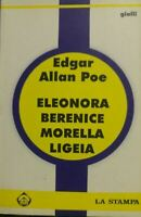 ELEONORA BERENICE MORELLA LIGEIA E.A.POE