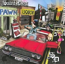 Ghetto Guide by Saint Dog (CD, 2004, Suburban Noize) NEW Free Shipping SEALED