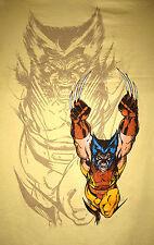 Marvel/DC: WOLVERINE UNLEASHED T-Shirt (L) - 40% OFF, SALE (x-men)