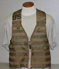 Fighting Load Carrier Vest - Coyote Brown - New
