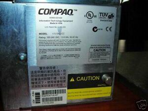 COMPAQ SSL2020 (2) AIT-2 Data Tape Drives 175196-B22 Rackmount Library