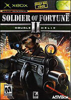 Soldier of Fortune II: Double Helix (Original Xbox) Disc Only, Tested!