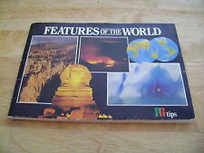 Features Of The World Album & Cards By Brooke Bond Tea